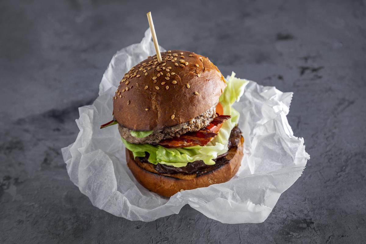 Home-made-mini-burger